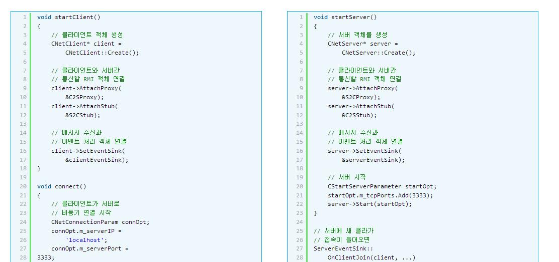 Mmorpg server programming   Nettention